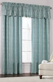 Wide Rod Valances Rod Pocket Curtains Thecurtainshop Com