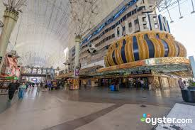 Map Of Fremont Street Las Vegas by Four Queens Hotel U0026 Casino Las Vegas Oyster Com Review