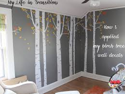 Boys Nursery Wall Decals My In Transition Baby Boy Nursery How I Applied My Wall Decals