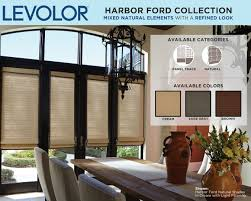 Levolor Panel Track Blinds by Levolor Custom Shades Now Available In New Colors Patterns And