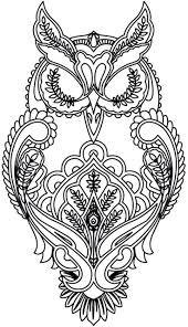 desert owl coloring page coloring pages free animal coloring pages also desert scene