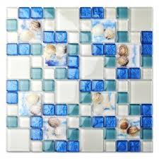 glass tile mosaic tile wall glass tile backsplash kitchen tile