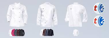 broderie veste de cuisine veste de cuisine personnalisée tenue de cuisine brodée ou imprimée