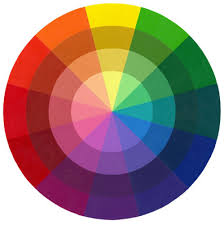 using the color wheel for oil painting dummies