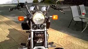 84 honda shadow vt700 c for sale youtube