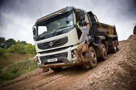 volvo commercial vehicles volvo trucks will display three vehicles at 2011 tip ex