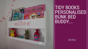 The Bunk Bed BuddyA Perfect Solution For A Childs Bedroom - Tidy books bunk bed buddy