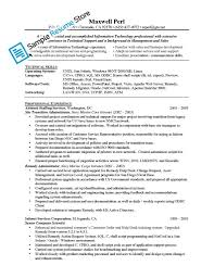 Resume Sample Technical Support by Technical Consultant Resume Sample Free Resume Example And