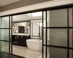 bathroom doors ideas bathroom sliding door ideas pictures remodel and decor sliding