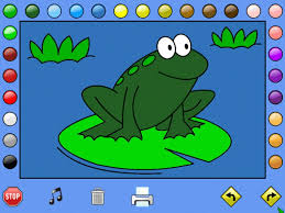 coloring games online for toddlers