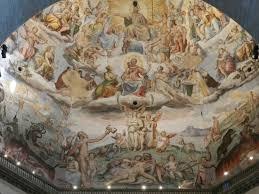 cupola santa fiore brunelleschi interno della cupola pi禮 grande d italia cupola duomo di