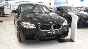 M5 Interior Bmw M5 2016 In Depth Tour Interior And Exterior Youtube