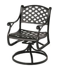 Swivel Patio Chair Aluminum Swivel Patio Chairs Awesome Swivel Outdoor Chairs With