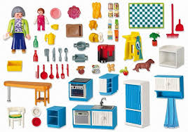 cuisine playmobil 5329 playmobil set 5329 grand kitchen klickypedia