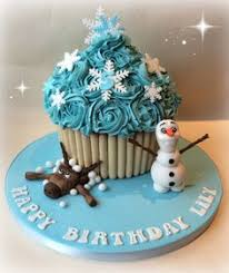 frozen giant cupcake cakes giant cupcakes cake