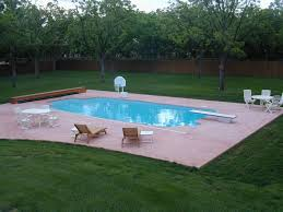 thinking about a fiberglass pool you don u0027t have to think small