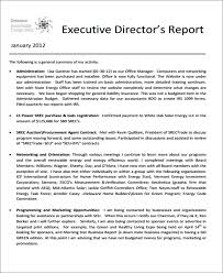 report to senior management template 11 sle executive report formats free premium templates