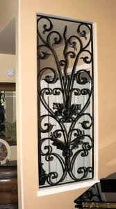 Rod Iron Home Decor Decorative Wrought Iron Panel Home Decor Pinterest Wrought