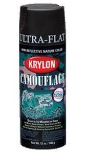 krylon fusion camouflage paint