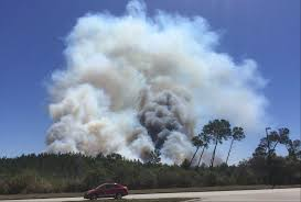 Fl Wildfire Map by Florida Forest Service U0027s Interactive Fire Map