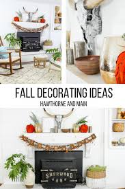 Home Decor For Fall - fall living room refresh u2013 hawthorne and main