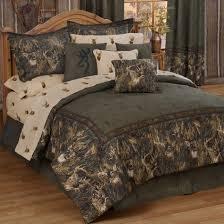 home decor bed sheets camo bedroom sets kimlor mills browning whitetails deer