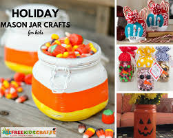 9 holiday mason jar crafts for kids craft paper scissors
