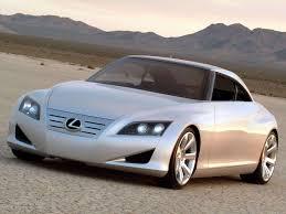 Lexus Lfc Concept 2004 Pictures Information U0026 Specs
