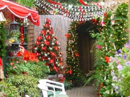 Christmas Garden Decorations Uk by Merry Christmas 2015 Garden Decorations Ideas In Usa Uk Canada