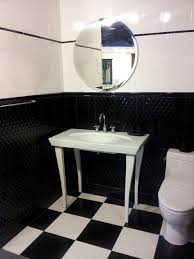 black and white bathroom tile designs bianco nero bathroom tile display modern black and white bathroom