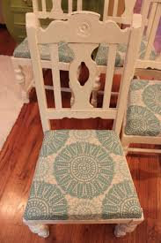 Painted Dining Chairs by Old Things New U2013 Chalk Painted Dining Chairs