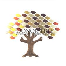 donor tree donation recogntion plaques trees awards