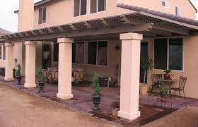 Stucco Patio Cover Designs Landscape Construction And Design Pavers Patios Planting California