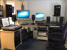 Corner Studio Desk Custom Studio Modular Corner Set With An Oak Top Studio Desks