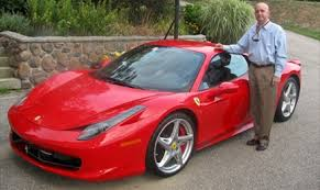 rent a 458 car rental luxury car rental gotham cars