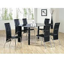 table and 6 chairs u2013 thelt co