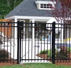 ameristar montage steel fence gates hoover fence company