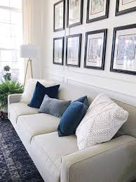 blue and white christmas home tour easy christmas decorating tips
