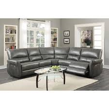 Reclining Sofa With Chaise Lounge by Sectionals U0026 Chaises Costco