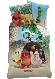 angry birds bed linen palm beach online at papiton
