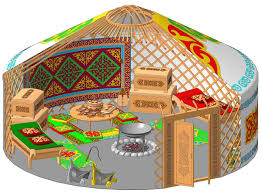 Living In A Yurt by Yurts Living In The Round Home Design Garden U0026 Architecture