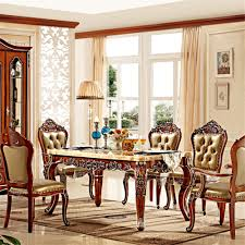 Wooden Dining Room Sets by Compare Prices On Oak Dining Room Table Chairs Online Shopping