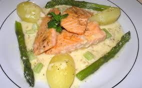cuisiner pavé de saumon poele recette pavés de saumon poêlés au beurre blanc pas chère et express