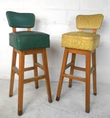 mid century modern vintage bar stools cabinet hardware room