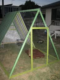 diy repurposed swing set chicken coop chickens pinterest