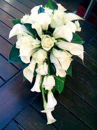 calla lilies bouquet wedding flowers calla woman getting married