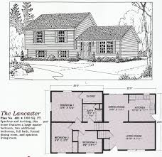 Tri Level Floor Plans Sunrise Affordable Homes