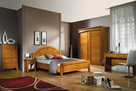 chambre coucher merisier armoire 2 portes bois louisiane merisier meubles minet