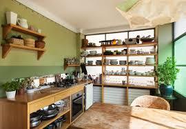 Open Kitchen Shelving The Art Of Open Kitchen Shelving