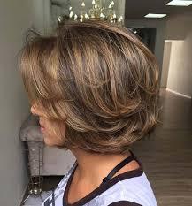 older women baylage highlights 42 balayage ideas for short hair the goddess